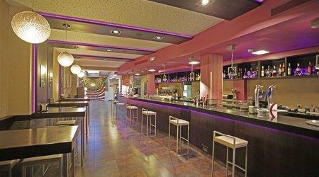 Bar & restaurante hotel ele enara boutique valladolid