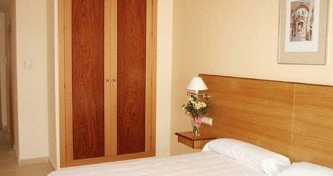 Camera doppia standard hotel ele spa medina sidonia medina-sidonia