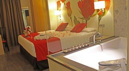 Habitación superior hotel ele enara boutique valladolid