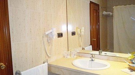 Bagno hotel ele don ignacio san josé, almería