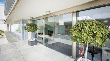 Ricezione apartments ele domocenter sevilla