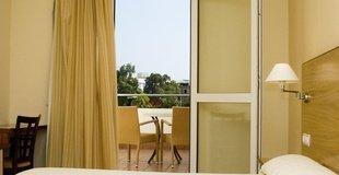 Camera doppia superior hotel ele spa medina sidonia medina-sidonia