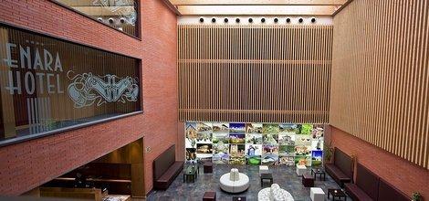 Lobby enara hotel ele enara boutique valladolid