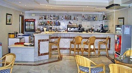 Bar hotel ele don ignacio san josé, almería
