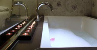 Camera doppia superior hotel ele enara boutique valladolid