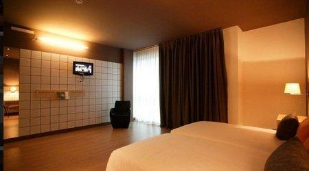 Habitación hotel ele hotelandgo arasur rivabellosa