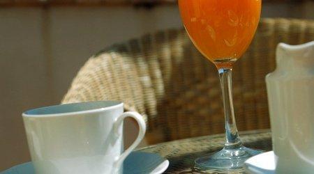 Desayunos hotel ele santa bárbara sevilla