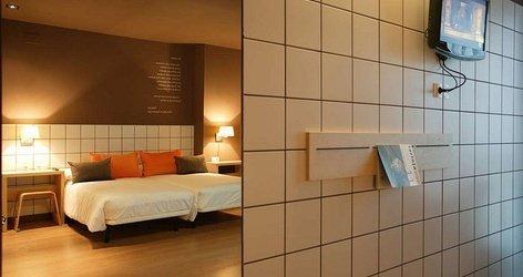 HabitaciÓn doble mÁs 2 camas supletorias hotel ele hotelandgo arasur rivabellosa