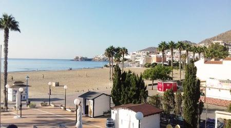 Spiaggia hotel ele don ignacio san josé, almería