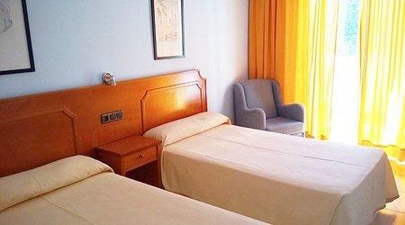 Camera hotel ele don ignacio san josé, almería