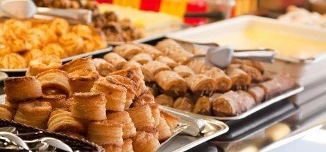 Desayuno buffet hotel ele enara boutique valladolid