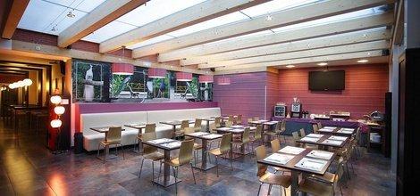 CafeterÍa & barra enara hotel ele enara boutique valladolid
