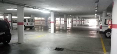 Parking apartments ele domocenter sevilla