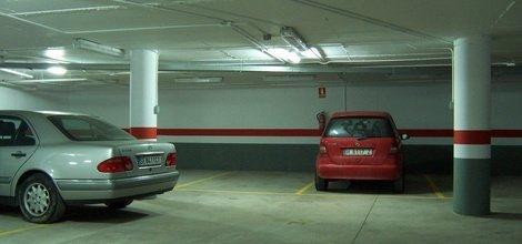 Parking hotel ele santa bárbara sevilla