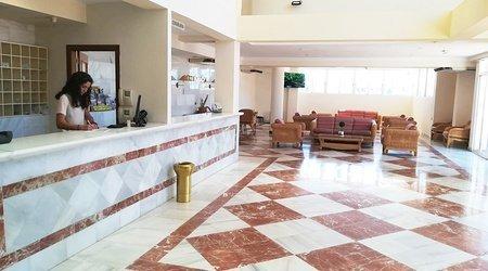 Ricezione hotel ele don ignacio san josé, almería